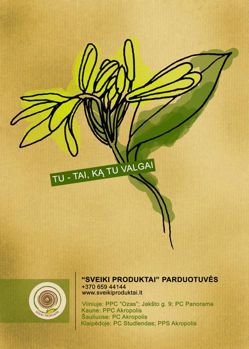 Изображение 27. Ecological shop promotion.. Изображение № 14.