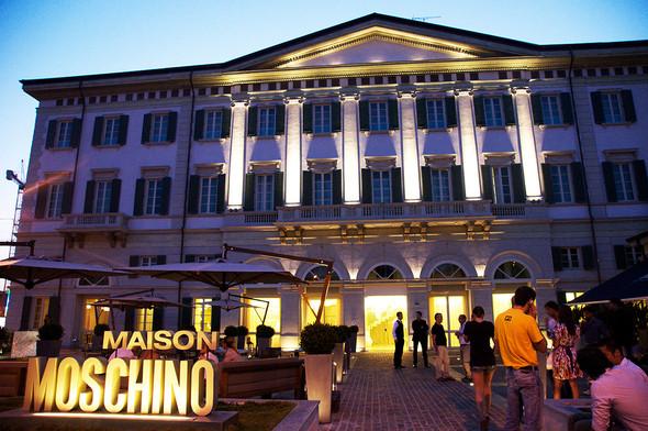 Изображение 2. Design Hotels: MAISON MOSCHINO, Милан.. Изображение № 2.