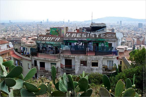 Стрит-арт и граффити Барселоны, Испания. Изображение № 30.