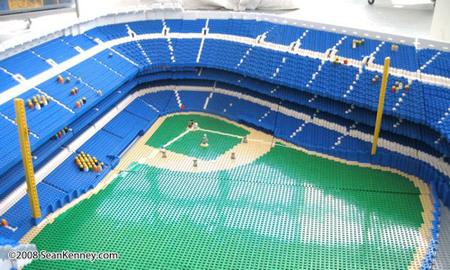 Lego Yankee Stadium. Изображение № 4.