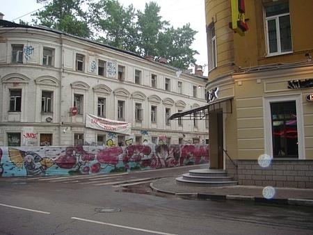 Гибнет домархитектора Казакова. Изображение № 2.