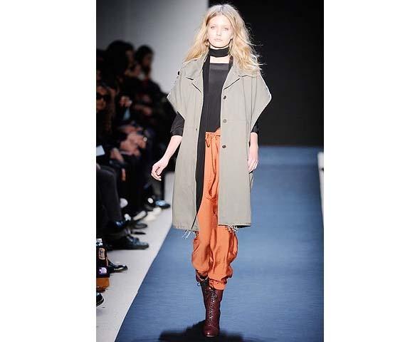 Неделя моды в Нью-Йорке: второй день. Изображение № 17.