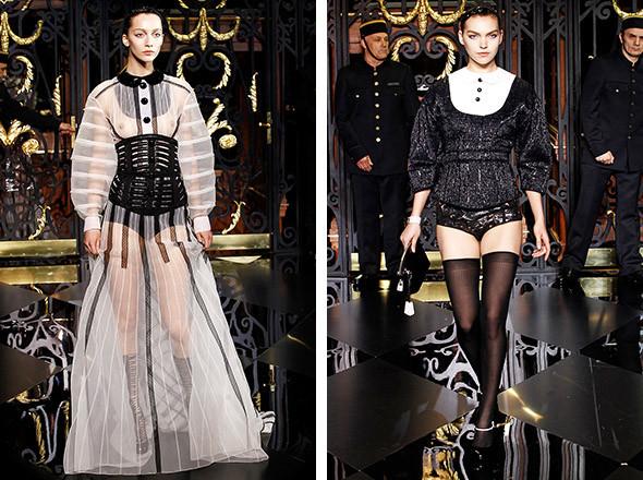 Louis Vuitton FW 2011. Изображение № 46.