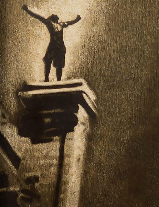 """Искусственный """"вандализм"""" - Марка Эванса. Изображение № 20."""