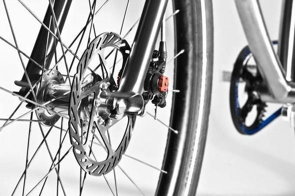 Титановые велосипеды от Paul Budnitz. Изображение № 1.