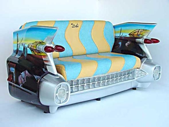 Автомобили Сальвадора Дали. Изображение № 8.