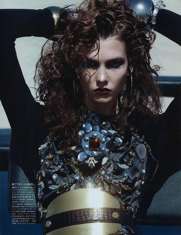 Съемки: Numero, Vogue, W и другие. Изображение №89.