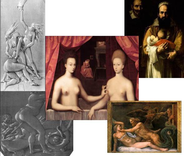 Необычные наблюдения в предметах искусства. Изображение № 14.