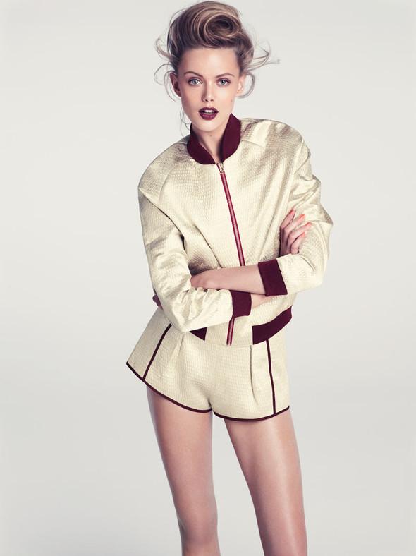 Лукбук: Фрида Густавссон для H&M Summer 2012. Изображение № 5.