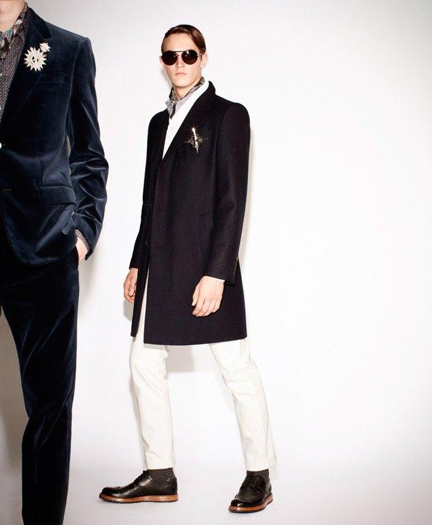 Показаны новые лукбуки Gucci, Louis Vuitton и Prada. Изображение № 14.