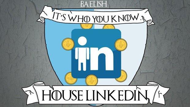 Социальные сети стали домами «Игры престолов». Изображение № 6.