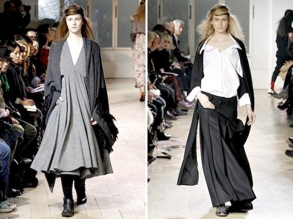 Изображение 2. Показы на Paris Fashion Week FW 2011: день 2.. Изображение № 12.