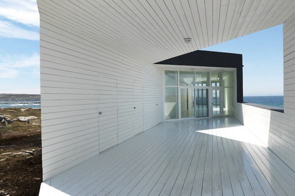 Long Studio, Fogo Island by Saunders Architecture на thisispaper.com. Изображение № 13.