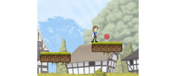 Флеш игра «Ромео и Джульетта». Изображение № 1.