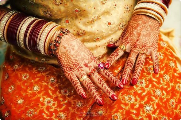 Надя иЧаранджит – Индийская сказка. Изображение № 23.