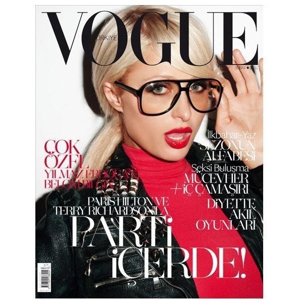 Изображение 8. Обложки Vogue: Британия, Австралия и другие.. Изображение № 4.