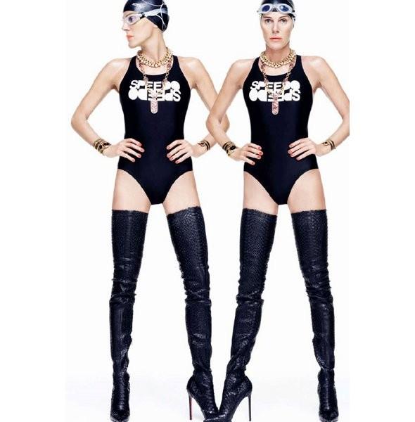 Проблемы Dolce&Gabbana, съемка с Анной Делло Руссо и поп-ап сторы Hermes. Изображение № 3.