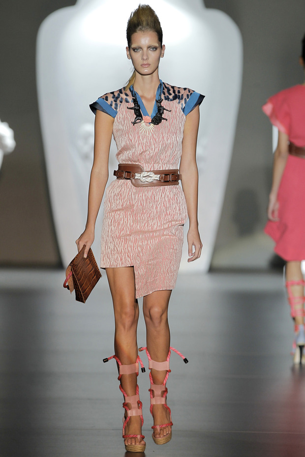 Madrid Fashion Week SS 2013: ANA LOCKING . Изображение № 2.