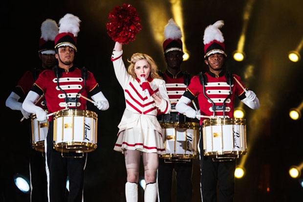 Выборы-выборы: Мадонну зашикали за агитацию на концерте. Изображение № 1.
