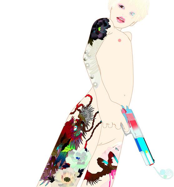 Lisa Alisa. Изображение № 7.