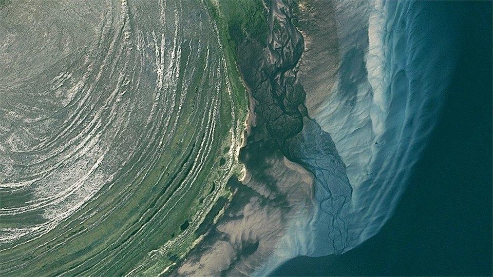 35 фотографий  из Google Earth,  которым сложно поверить. Изображение № 6.