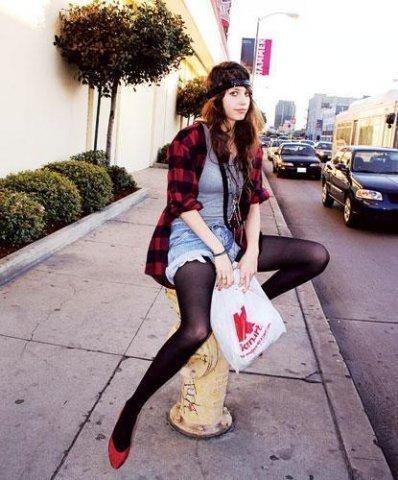 Cory Kennedy – Fashion дива Интернета. Изображение № 3.