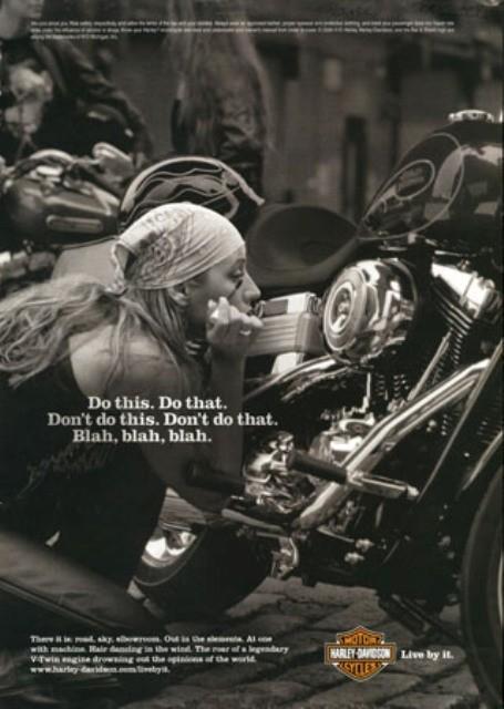 Harley Davidson: реклама легенды. Изображение № 19.