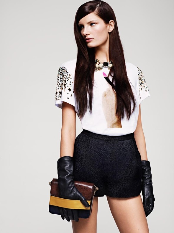 Лукбуки: H&M, Free People, Mango и Zara. Изображение № 5.