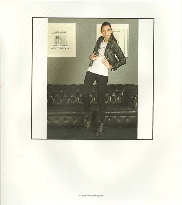 Lookbook Golden Goose women's FW2011-2012. Изображение № 32.