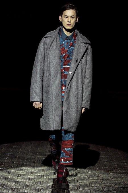 Kenzo показали коллекцию на Pitti Uomo. Изображение № 9.