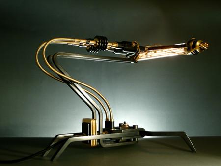 Стимпанк лампы отФранка Бухвальда. Изображение № 9.