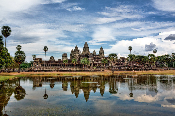 Камбоджа – страна надежды!. Изображение № 6.
