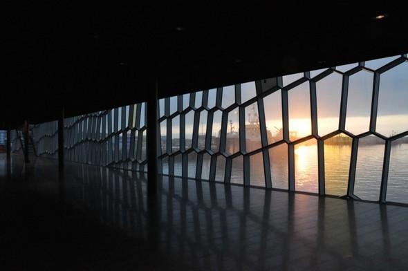 Культурный центр из стекла в Рейкьявике. Изображение № 11.