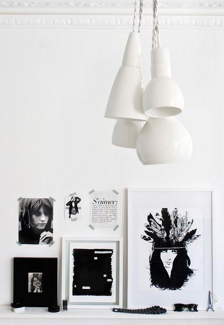 Black&white - 33 красивейших интерьера черно-белой гаммы. Изображение № 31.