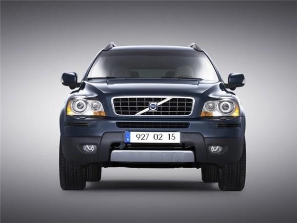 Покупка известного атомобильного бренда Volvo. Изображение № 1.