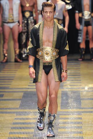 Неделя мужской моды в Милане: День 1. Изображение № 50.
