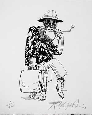 Гонзо: Жизнь итворчество доктора Хантера С. Томпсона. Изображение № 1.