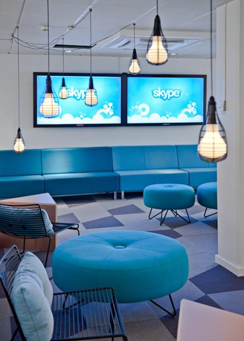 Офисы: Skype. Изображение № 1.