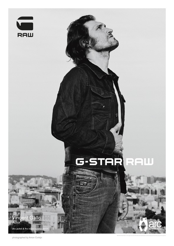 Рекламная кампания: G-Star RAW SS'12. Изображение № 8.