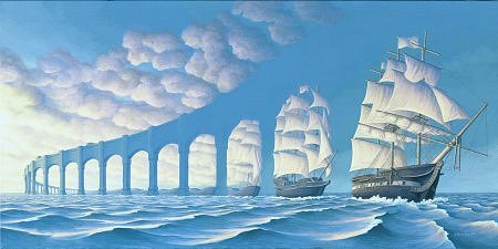Amazing pictures by Rob Gonsalves. Изображение № 6.