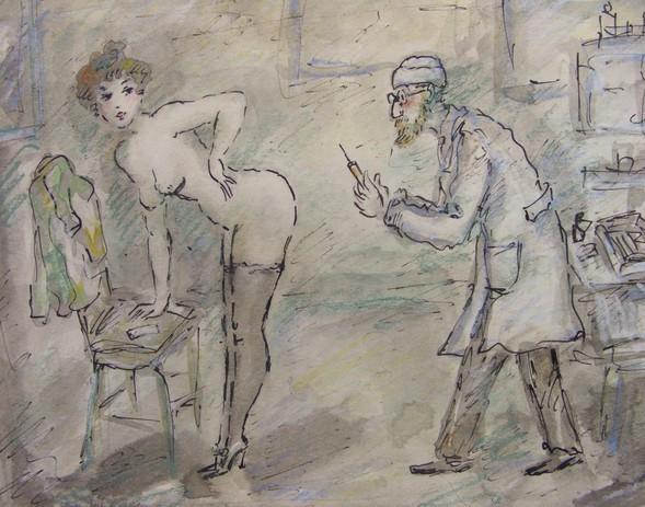 Универсальный художник - В.И. Соболевский. Изображение № 6.