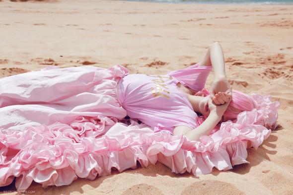 Лукбук: Шарлотта Фри для Wildfox SS 2012. Изображение № 29.