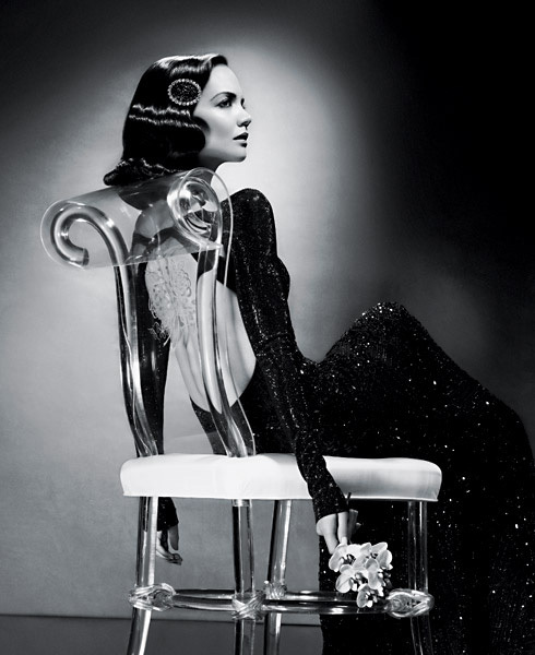Кэти Холмс иТом Круз дляT Style Magazine (NY Times. 2008). Изображение № 2.