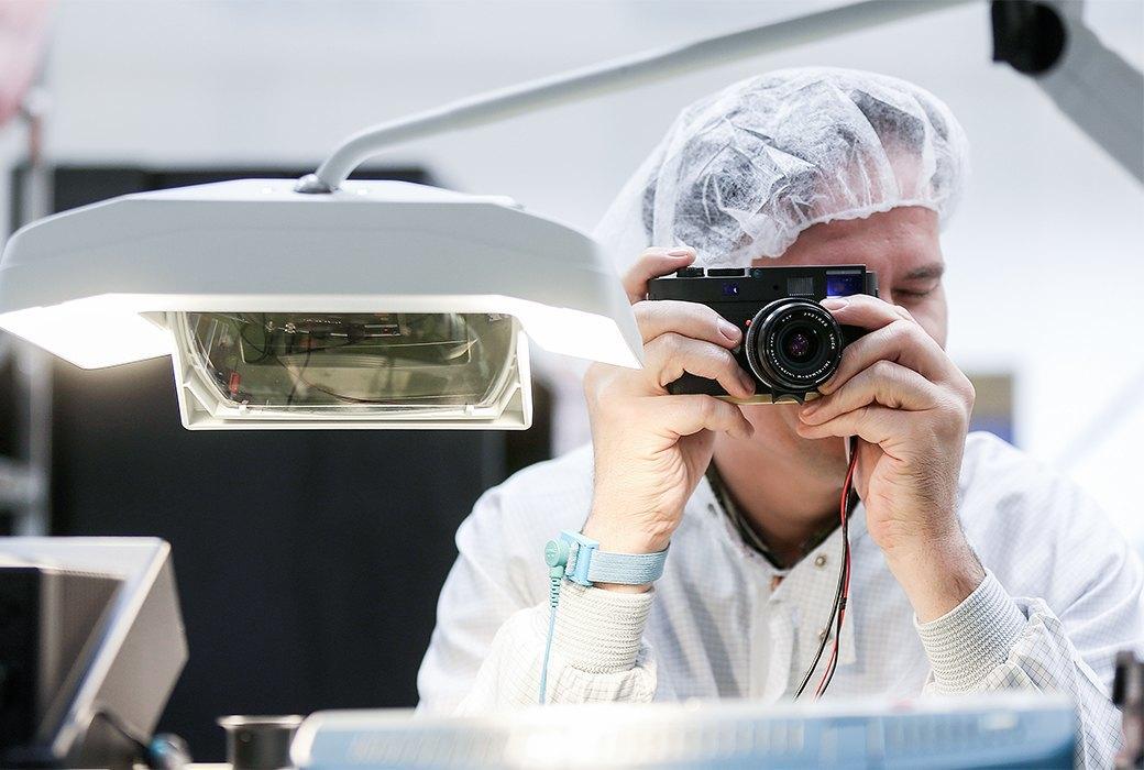 Как производятся самые желанные фотоаппараты в мире. Изображение № 15.