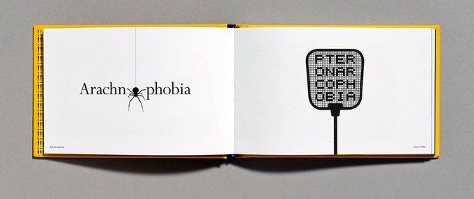 Арахнофобия — боязнь пауков; птеронаркофобия — боязнь мух. Изображение № 2.
