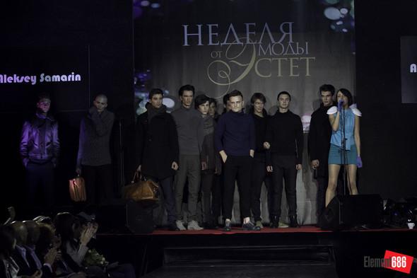 Неделя моды от «Эстет»: осень-2011 (05.10.2011). Изображение № 36.