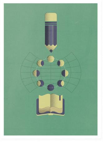 Новые имена: 15 молодых графических дизайнеров. Изображение №12.