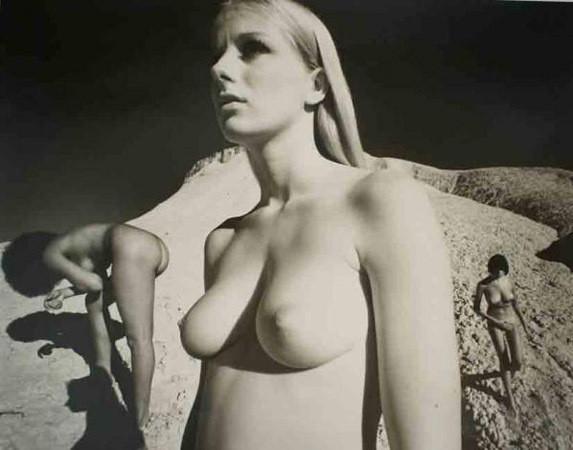 Части тела: Обнаженные женщины на фотографиях 70х-80х годов. Изображение № 61.
