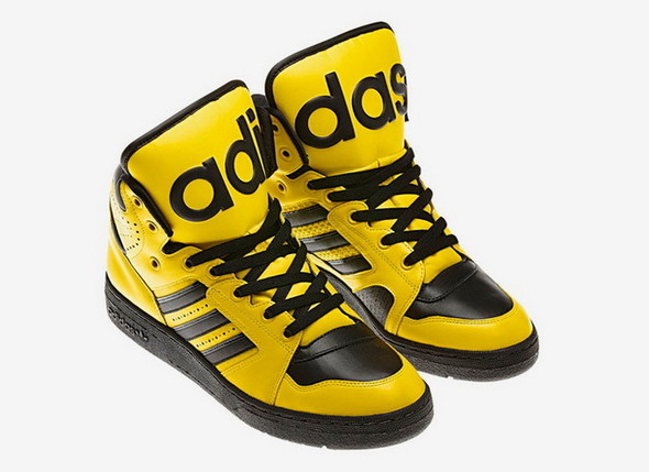 Коллекция Adidas Originals 2012 от Jeremy Scott. Изображение № 3.