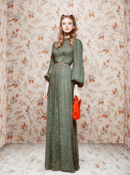Коллекция осень-зима 2011/12 от Ульяны Сергиенко. Изображение №32.